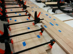 Workbench: Part 4 – Gluing up the new top