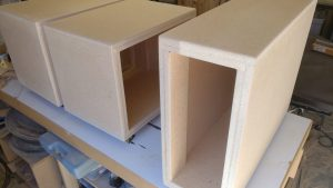 Studio Desk – Part 3: Assembling the Racks