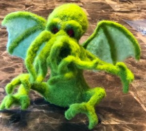 News – January 8th, 2018 – Outfeed surface, Recording, and Cthulhu
