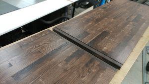Workbench: Part 6 – Finishing the benchtop