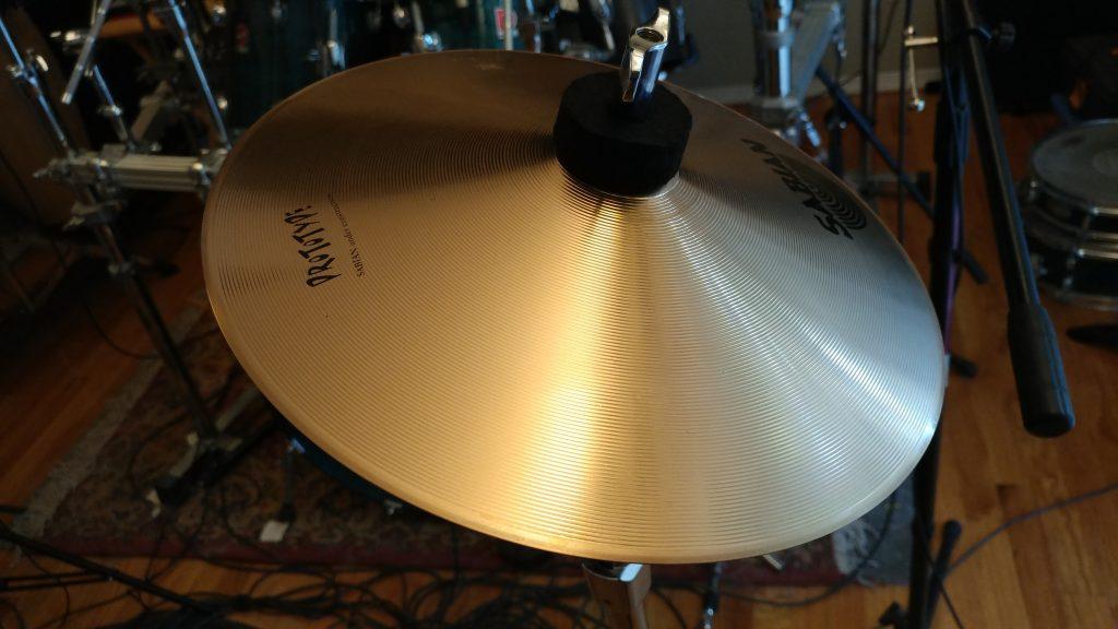 """10"""" Prototype Cymbal"""