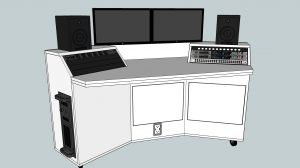 News – July 20th, 2017 – Studio Desk Plans